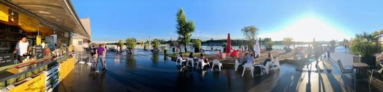 Vienna Neue Donau Copa Beach