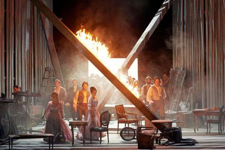Vienna Staatsoper Performance