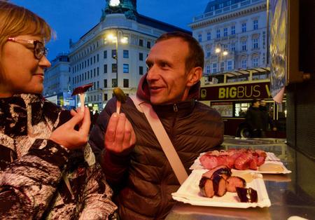 Vienna Sausage Stall