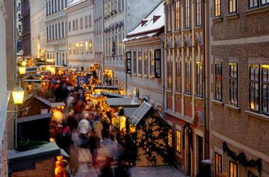 Vienna Old Town Christmas Market