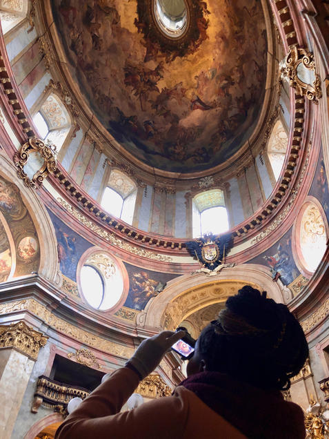 Vienna St. Peter's Dome