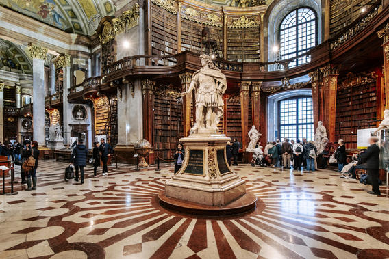 Vienna National Library
