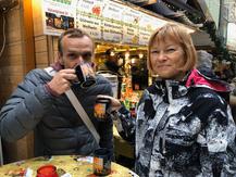 Vienna Chriatmas Market Hot Punch