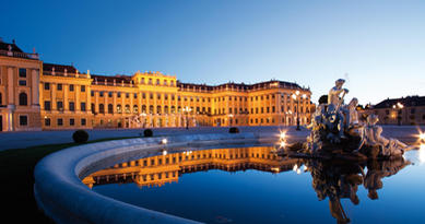 Vienna Schoenbrunn Castle