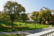 Vienna Burggarten