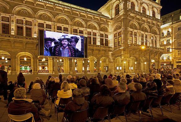 Vienna Staatsoper Public Viewing