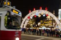 Vienna City Hall Christmas Market