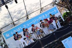 2018/10/21 ふなばしミュージックストリート