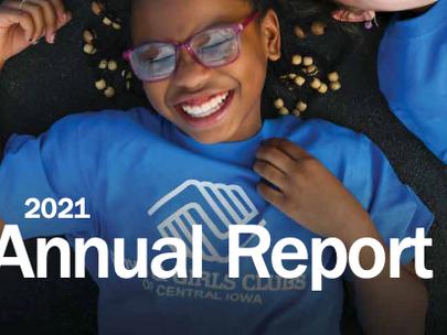 BGCCI 2021 Annual Report