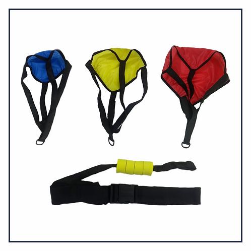 Kit de Parachute com 3 Resistências