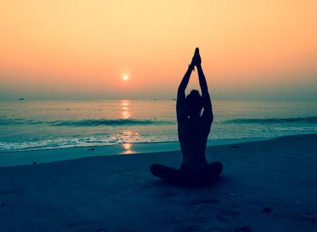 Os benefícios da Yoga e Meditação na Natação