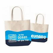 Circuito Ocean - Kit do Atleta - Ecobag.