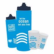 Circuito Ocean - Kit do Atleta - Squeeze
