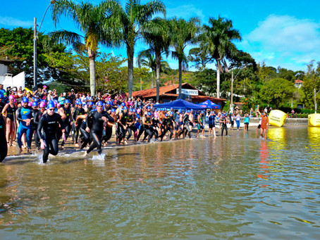 Circuito Ocean consolida provas de natação em águas abertas no calendário de eventos do Estado