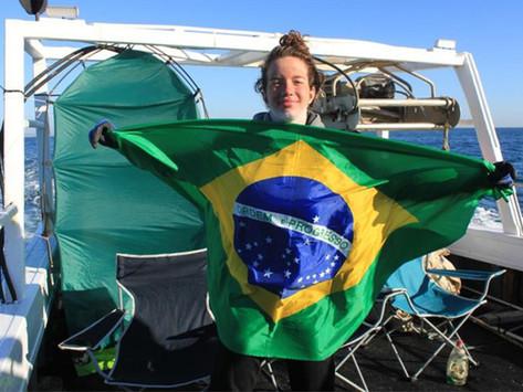 Os brasileiros que nadaram o Canal da Mancha