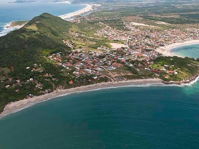 Praia de Cima - Largada