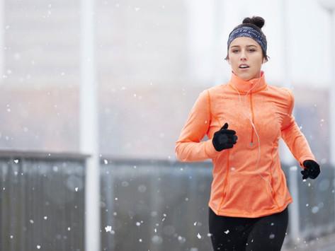 6 Dicas para o treinamento físico no inverno