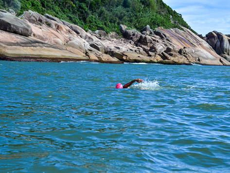 7 motivos pelos quais você vai amar nadar em águas abertas