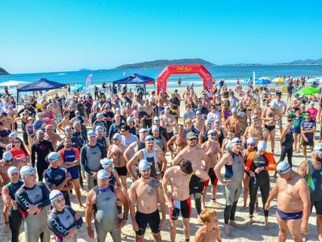 Atletas de sete países marcaram presença na primeira edição do Festival Bela Palhoça