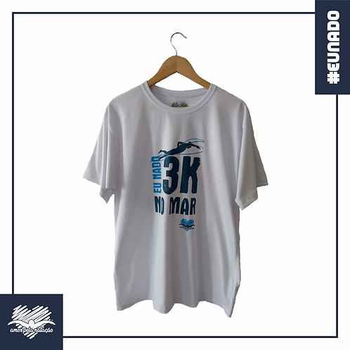 Camiseta - Eu Nado 3K No Mar