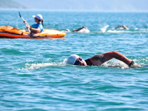 Pergunte-me: 7 respostas para as dúvidas mais comuns sobre travessia de natação