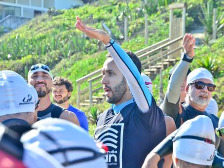 Diretor geral da PDA Esportes conclui formação de Árbitro em Maratona Aquática