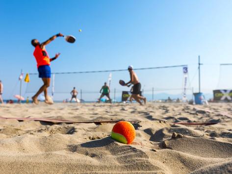 Beach Tennis: um esporte crescente nas praias brasileiras