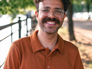 Hallo Moabit: Four Questions for... Lucas Dill