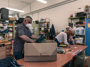 Moabit Refugees Find a New Home
