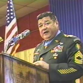 Master Sergeant Roy Benavidez Message To America