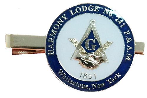 Harmony Lodge No. 241 Tieclip