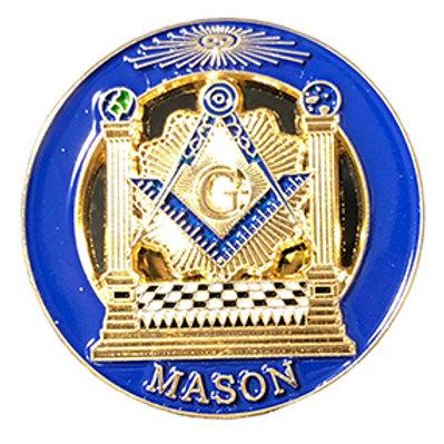 Masonic Lapel Pin (generic)