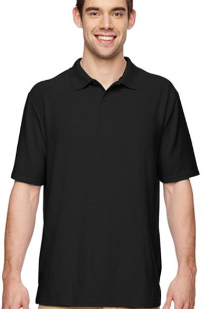 Gildan 72800 DryBlend 6.3 oz. Double Pique Polo Shirt