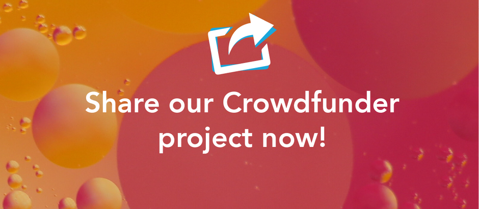 Launching our Crowdfunder Campaign
