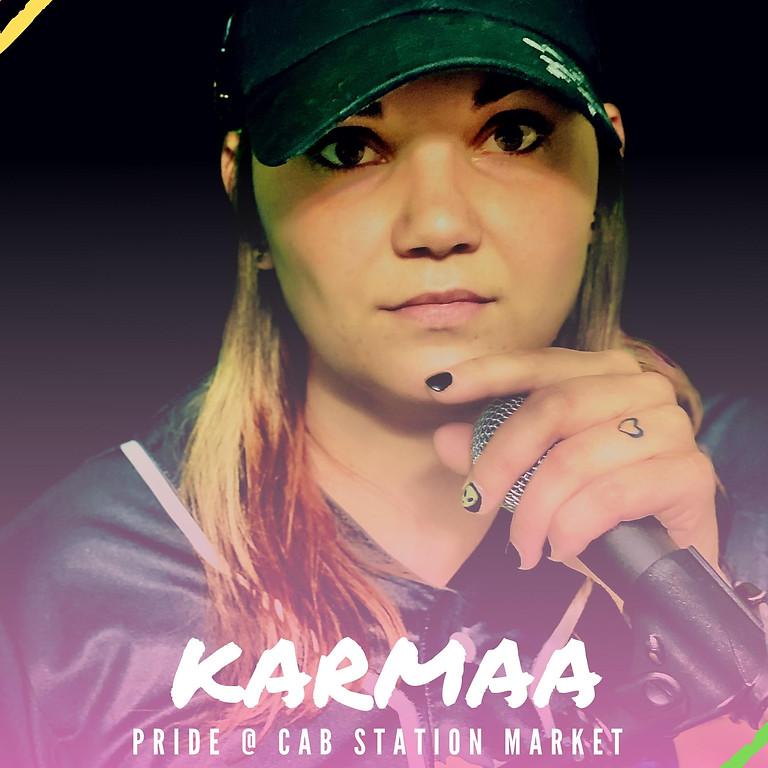 KARMAA LIVE!