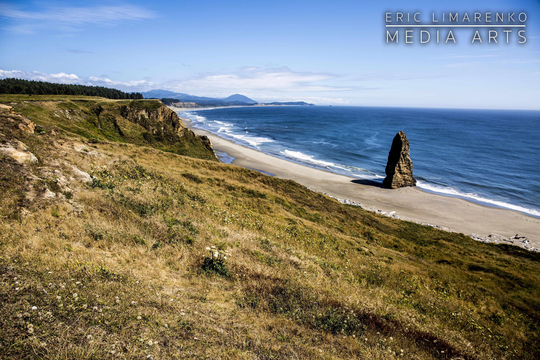 Cape Blanco and Needle Rock