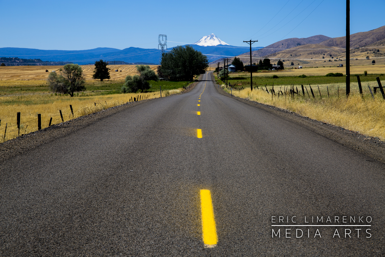 Road to Mt. Hood
