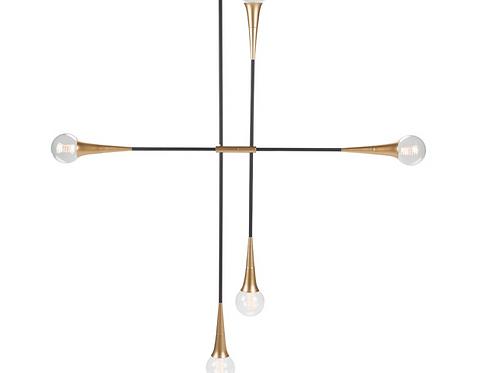 TRISTAN 5 ARM Pendant