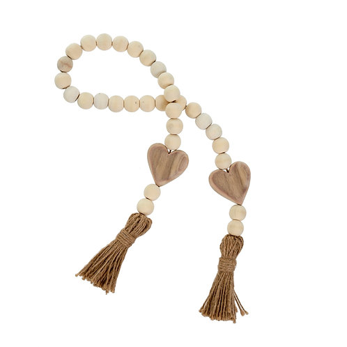 BLESSING BEADS NATURAL