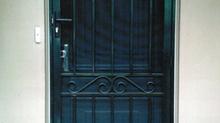 Titan Steel Security Doors