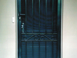 Titan Steel Security Doors