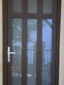Bejárati ajtó alu borítással
