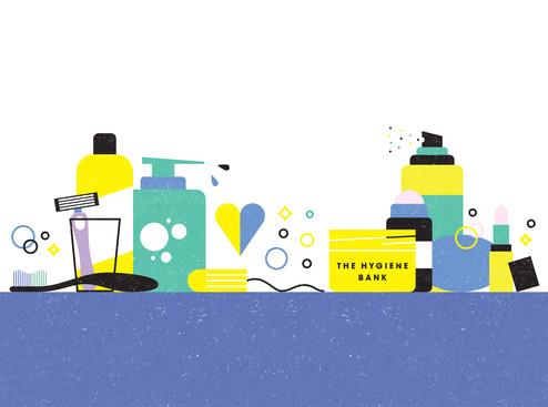 The Hygiene Bank