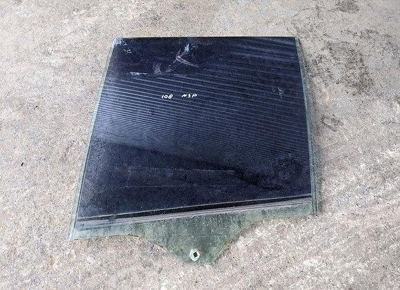 BMW X5 E53 2004 LEFT REAR WINDOW DROP GLASS (1999-2006)