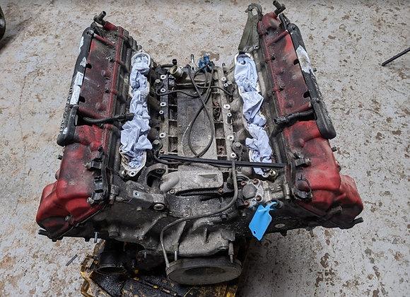 MASERATI QUATTROPORTE 4.2 V8 2005 BARE ENGINE