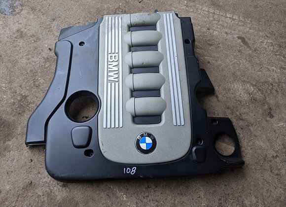 BMW X5 3.0 D 2004 TOP ENGINE COVER (2003-2006)