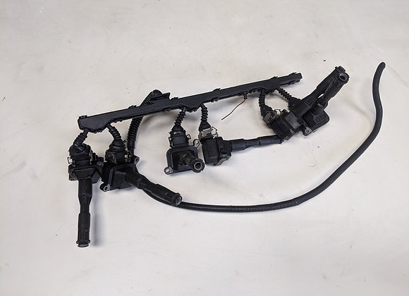BMW X5 3.0i IGNITION COIL PACK SET 221504004 E53 1999 - 2003