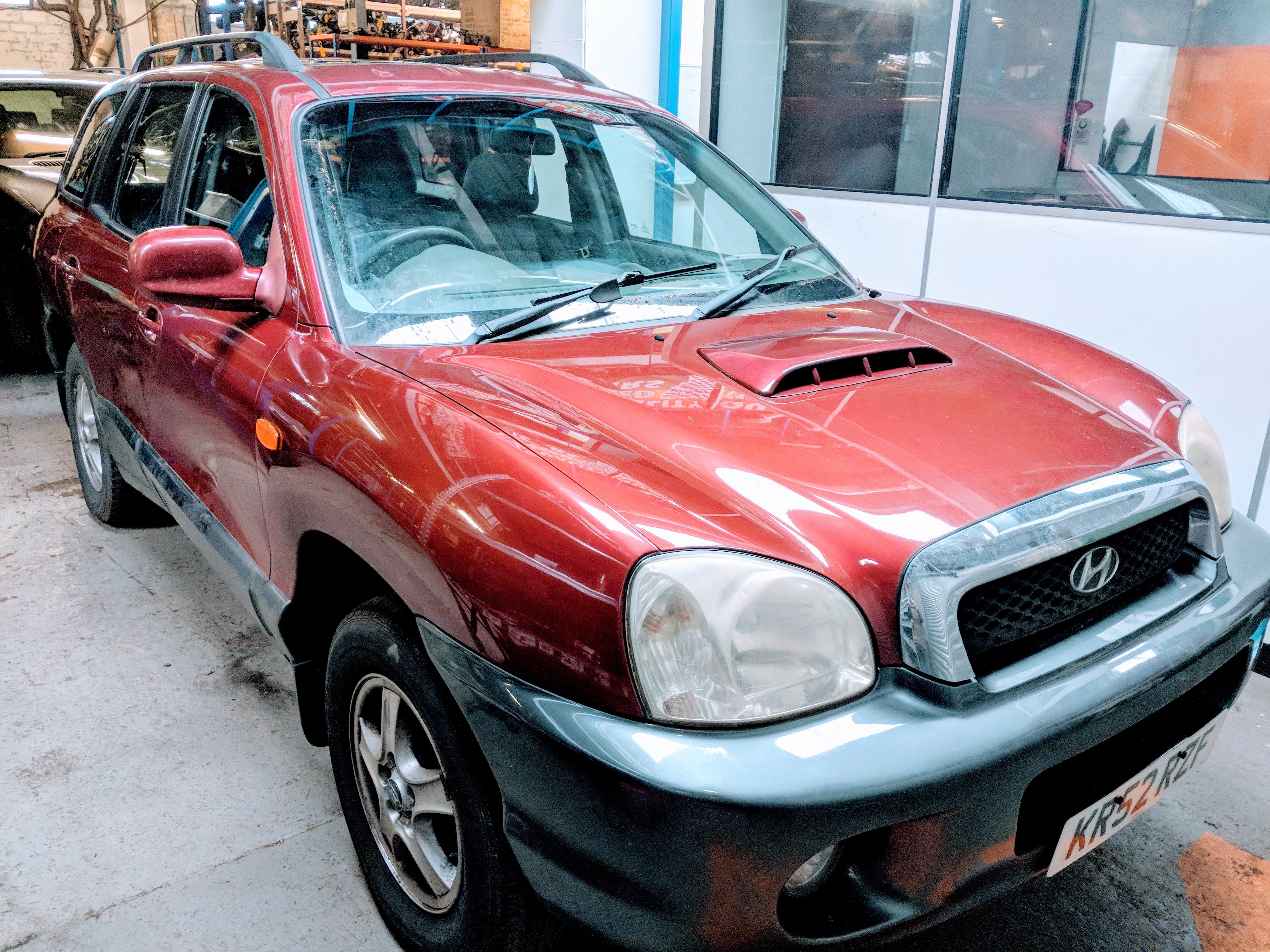 Santa Fe 2004