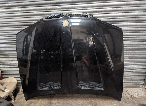 BMW X5 BONNET PANEL BLACK E53 1999 - 2003