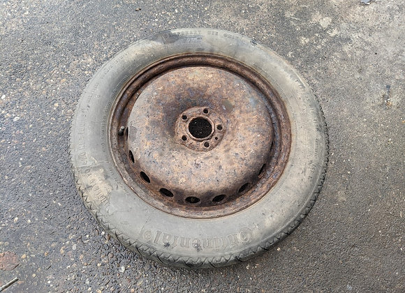 VOLVO XC90 SPARE WHEEL WITH TYRE T155/85 R18